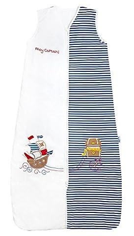Schlummersack Ganzjahres Babyschlafsack 2.5 Tog - Pirat - 12-36 Monate/110 cm