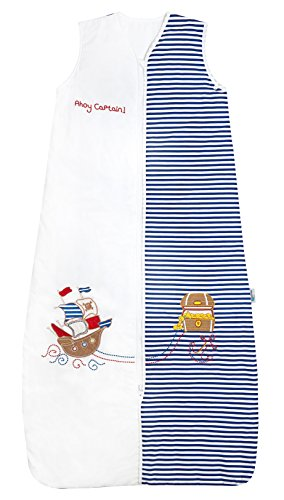 hres Babyschlafsack 2.5 Tog - Pirat - 12-36 Monate/110 cm (Hello Kitty Outfit)