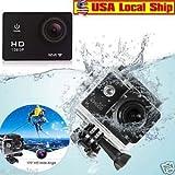 Tradico® TradicoBrand New Original Full HD 1080P WiFi SJ4000 Action Sports Camera Camcorder Waterproof USA