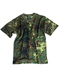 T-Shirt Kids flecktarn