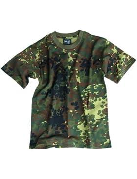 Camiseta de Kids camuflaje