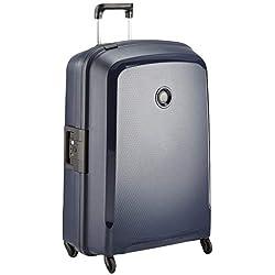 Delsey Paris BELFORT 3 Bagage cabine, 76 cm, 118 liters, Bleu (Blau)
