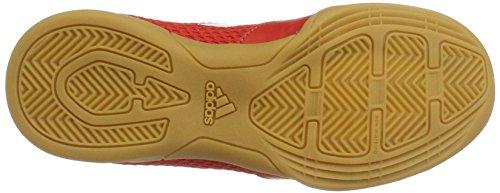 adidas Ace 17.4 Sala J, Scarpe da Calcio Unisex – Bambini Rosso (Red/footwear White/scarle)