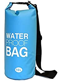 CONNECTWIDE®Waterproof Dry Bag 10L,Waterproof Dry Bag Outdoor Sport Swimming Rafting Kayaking Sailing Camping...