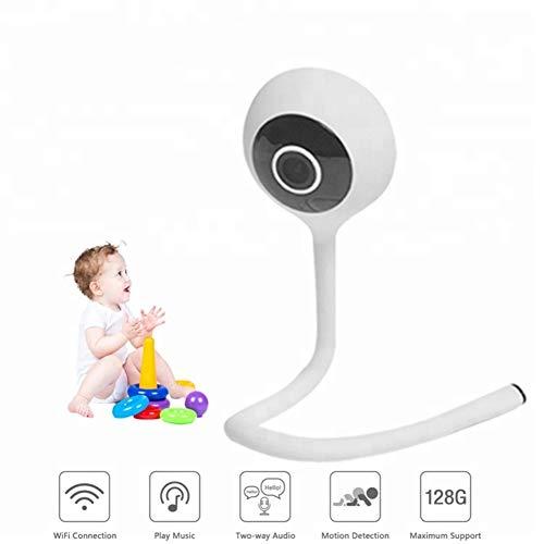 Smart Wireless WiFi Baby Monitor Caméra Téléphone À Distance Visualisation Cry Alarme Humidité Et Surveillance De La Température