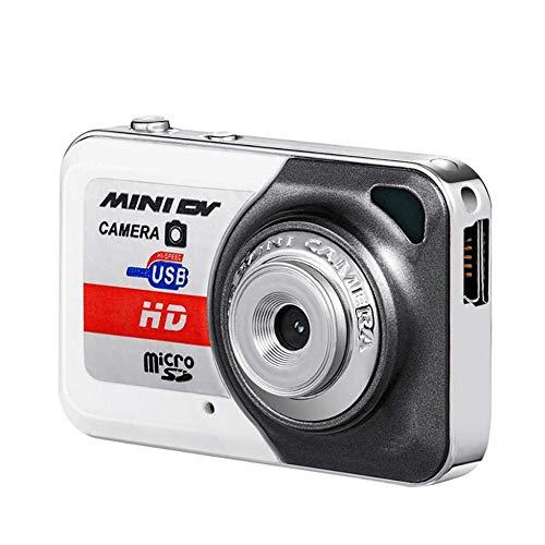SDRFSWE HD Ultra Portable 1280X1024 Mini Kamera X6 Videorecorder Digitale Kleinkamera Camcorder Bundles Camcorder-Akkus Camcorder-Zubehör