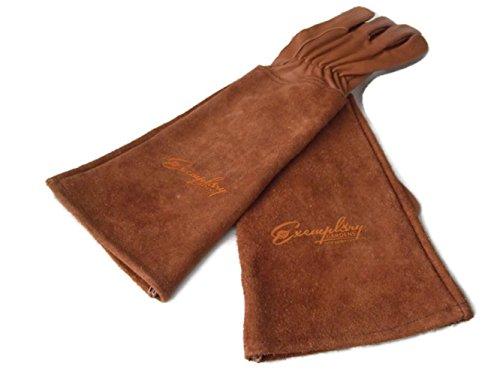 rosen-gartenhandschuhe-fur-damen-und-herren-ziegenleder-gartenhandschuhe-haben-eine-lange-rindsleder