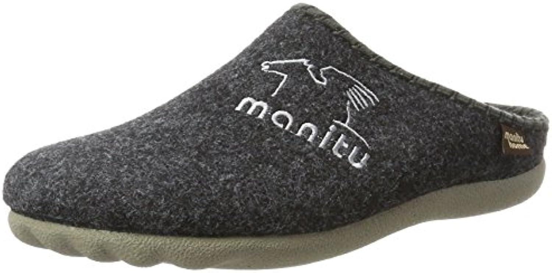 Manitu 220247, Zapatillas de Estar Por Casa para Hombre -