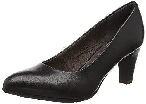 Jana 22402, Scarpe con Tacco Donna Nero (Black 001)