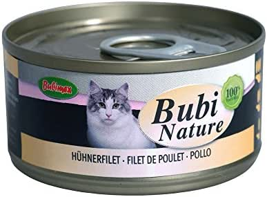 Bubimex : Bubi Nature Filet De Poulet Pour Chat