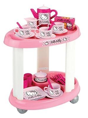 Hello Kitty 1604 - Carrito Camarera (Smoby) de Smoby