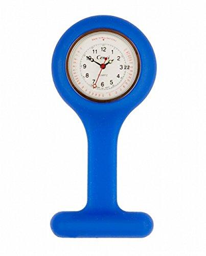 blu-royal-orologio-da-infermiere-in-silicone-gel-base-30-pulsazioni-e-lavabile-per-infezioni-da-unis