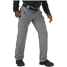 5.11Tactical Series Stryke–Pantalón para hombre, Hombre, color Gris Storm, tamaño 36 W/32 L