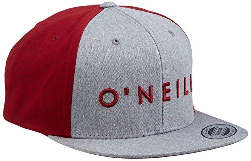 O'Neill Herren Bm Yambo Cap Headwear, Silver Melee, One Size