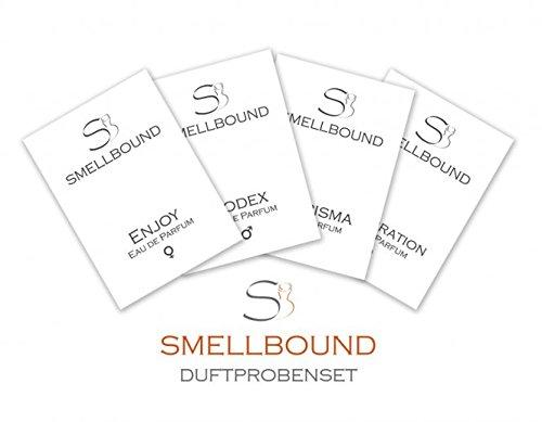 Smellbound Duftproben Set Damen Herren 12 Sachets