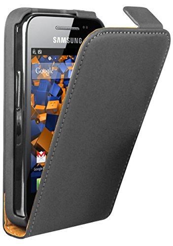 mumbi Premium - Custodia in pelle per Samsung Galaxy Ace S5830 S5830i
