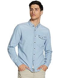 Amazon Brand - Inkast Denim Co. Men's Casual Shirt