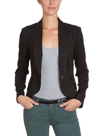 only damen blazer 15068038 honor jersey blazer gr 36 s schwarz black. Black Bedroom Furniture Sets. Home Design Ideas