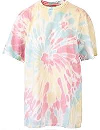 Stella McCartney Mujer 511240SMW608491 Rosa Algodon T-Shirt