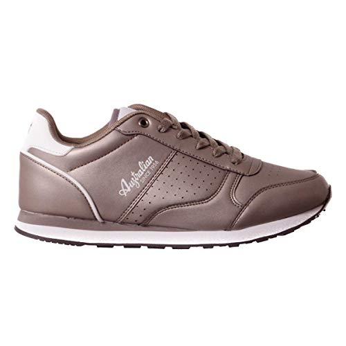 Australian AU333 Femmes, synthétique, Sneaker Low