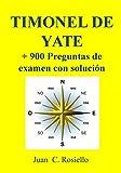 Image de TIMONEL DE YATE: 900 preguntas de examen con solución