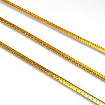 thin fretwire fret wire for mandolin or guitar 1 5 mm crown high 6x300mm lengths new. Black Bedroom Furniture Sets. Home Design Ideas