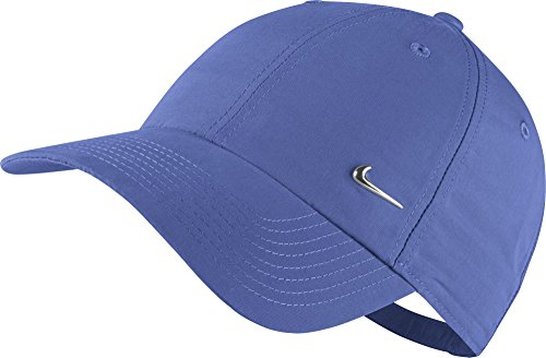 nike-heritage-86-metal-tennis-cap-herren-einheitsgrosse-blau-comet-blue-metallic-silver