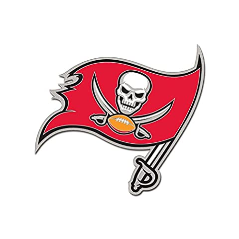 Tampa Bay Buccaneers NFL Lapel Pin - American Football Tuxedo