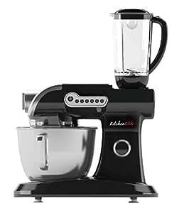 Kitchencook 1160874 Evolution V3 Robot Multifonction Noir Cuisine Maison