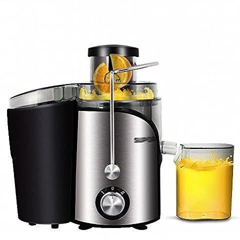 GCCI Juicy Juicer Juicy Maschine Hause Automatische Multifunktionale Authentische,Silber (Juicy Thong)