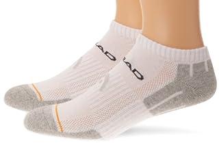 Head Performance - Chaussettes de sport - Lot de 2 - Homme - Blanc (White) - FR: 39-42 (Taille fabricant: 39/42) (B00HGVC4T6) | Amazon Products