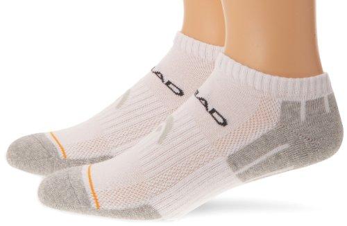 HEAD Performance Sneaker Cut Branded Sport Socks (Pack of 2)