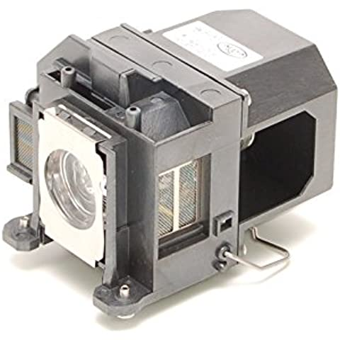LAMPARA SUPER ELPLP57 PARA PROYECTOR EPSON: EB-440W, EB-450W, EB-450WI, EB-460, EB-460I, EB-455WI