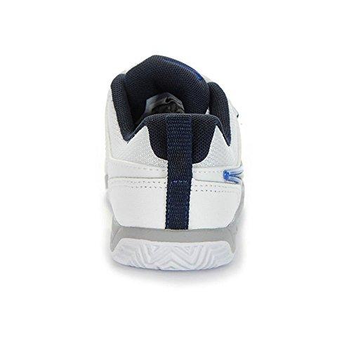 Nike - Nike Lykin 11 Psv Chaussures de Sport Toile Petite Garçon Blanc 454475 Blanc