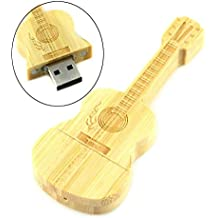 Shooo 16GB Acoustic Guitar USB Falsh Drive Memory Stick