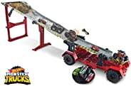 HW MT TRANSFORMING 2-IN-1 MOBILE DOWNHILL RACE