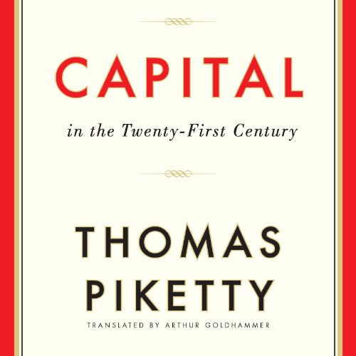 Buchseite und Rezensionen zu 'Capital in the Twenty-First Century' von Thomas Piketty