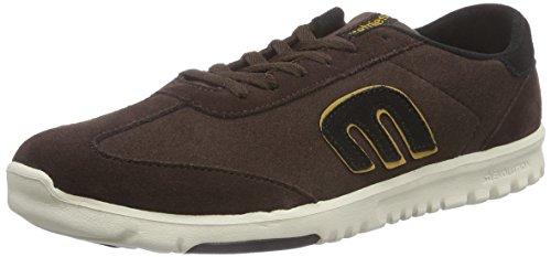 Etnies Lo-Cut Sc, Chaussures de Skateboard Homme Marron (brown/black)