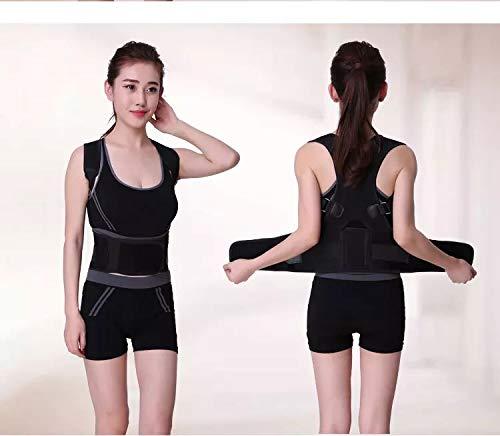 Haltungskorrektur Geradehalter, Haltungskorrektur für Eine Bessere Körperhaltung und Unterstützung des Rückens für Damen und Herren (L)