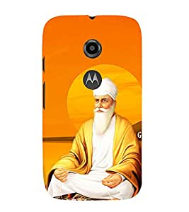 Fuson 3D Designer Mobile Back Case Cover For Motorola Moto E (2nd gen) / Motorola Moto E2