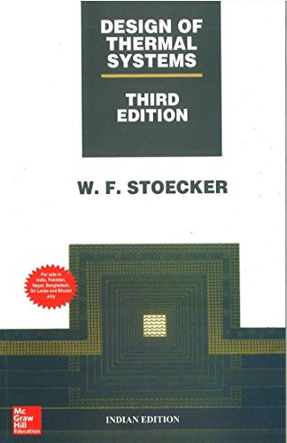 Design of Thermal Systems