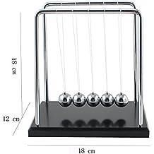 111fc6676ee Tian 60 Segundos Swing Pendulo de Newton Grande 18 12 18cm (L