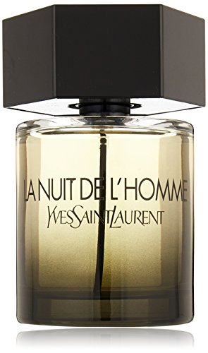 Yves Saint Laurent La Nuit De L Homme EDT Vapo 100 ml, 1er Pack (1 x 100 ml) (Ysl Yves Saint Laurent)
