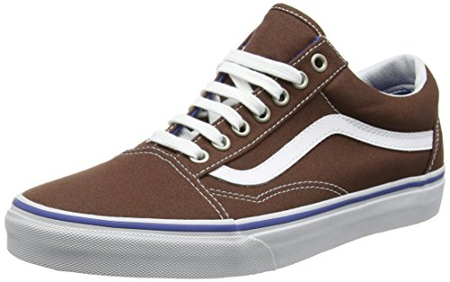 vans-old-skool-zapatillas-unisex-adulto-marron-chestnut-true-white-405-eu