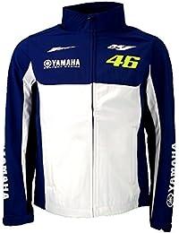 Valentino Rossi VR46 M1 Yamaha Racing Team MotoGP SoftShell Jacket 2016 officiel