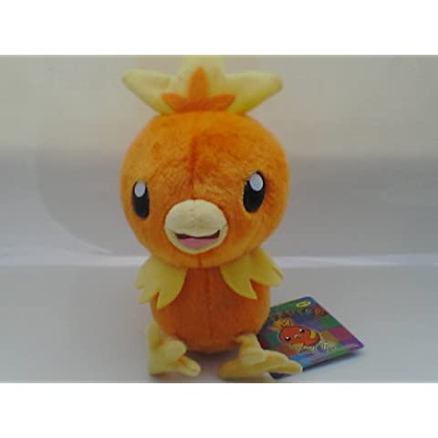 Pokemon Center Original Achamo stuffed bore Fuwa (japan