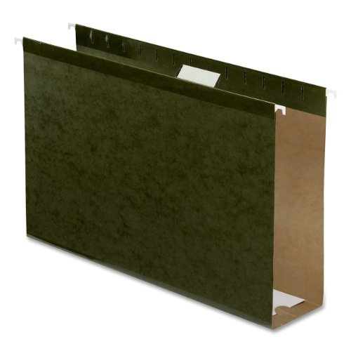 HANGING FOLDERS  3 CAPACITY  LEGAL  25/BX  STANDARD GREEN  SOLD AS 1 BOX