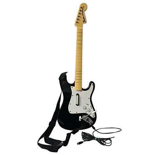 TYewa98556 USB-Gamecontroller für Microsoft Xbox 360 Fender Rock Band Guitar Hero siehe abbildung - Tools Guitar Kitchen