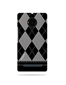 alDivo Premium Quality Printed Mobile Back Cover For YU Yunique / YU YuniquePrinted Mobile Covers (MKD327)