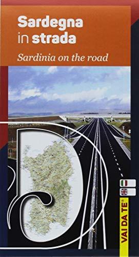 Sardegna in strada. Carta stradale. Ediz. italiana e inglese por AA.VV.